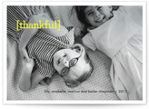 Minted Thankful Thanksgiving Cards