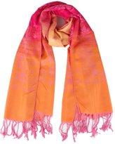 Generic Fashion Womens Floral Cashmere Pashmina Scarves Long Cowl Stole Shawl Wrap Scarf