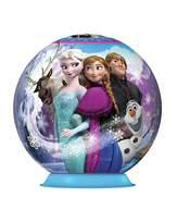 Disney Frozen 72 Piece 3D Puzzleball