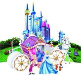 Disney FunTiles Cinderella Carriage Set