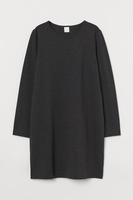 H&M Jersey Dress - Gray