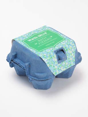 White Stuff Bath Bomb Egg Box