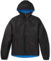Prada Reversible Padded Shell Hooded Jacket