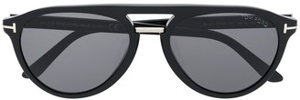 Tom Ford Burton pilot frame sunglasses