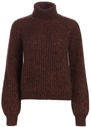 Baum und Pferdgarten Collins Chunky-Knit Turtleneck Sweater