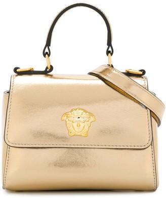 Versace Metallic Shoulder Bag