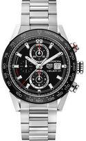 Tag Heuer Ceramic and Steel Bracelet Watch, CAR201ZBA0714