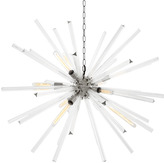 Eichholtz Equalizer Chandelier Nickel - Large