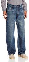 Wrangler Authentics Men's Premium Loose-Fit Straight-Leg Jean