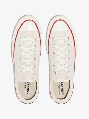 Converse Neutrals White Chuck 70 Low Top Sneakers