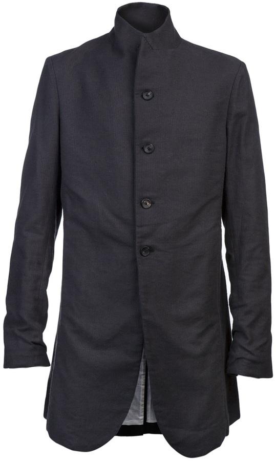 Bergfabel Long ribbed coat
