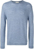 Etro classic crew neck sweater