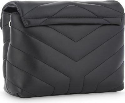 Saint Laurent Monogram Lou Lou quilted leather cross-body bag