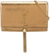 Saint Laurent Kate Tassel clutch