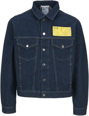 Helmut Lang Industry Masc Big Trucker Denim Jacket