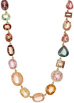 Irene Neuwirth Diamond Collection Women's Mixed-Gemstone Necklace-GOLD