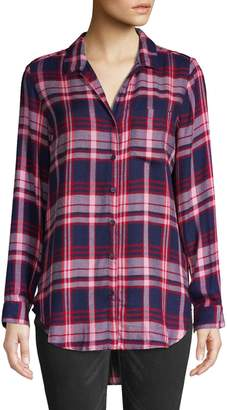 Jak & Rae Jak&Rae Tartan Plaid Button-Down Shirt