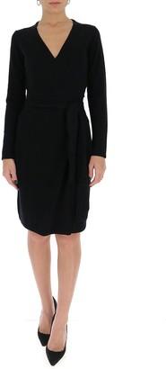 Diane von Furstenberg New Linda Wrap Dress