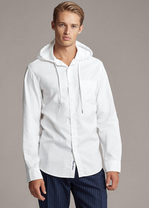 Ralph Lauren Oxford Hooded Shirt