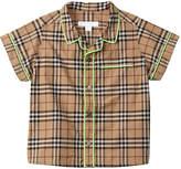 Burberry Boys' Check Woven Shirt