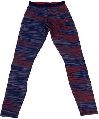 Puma Multicolour Trousers for Women