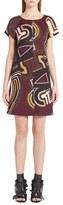 Emilio Pucci Women's Monogram Print Jacquard Dress