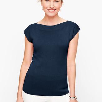 Talbots Cap Sleeve Sweater