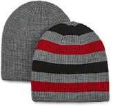 Asstd National Brand 2-pk. Sherpa-Lined Beanies - Boys 8-20