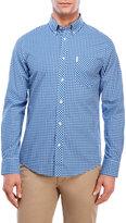 Ben Sherman Gingham Button-Down Sport Shirt