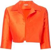 P.A.R.O.S.H. 'Polk' jacket - women - Silk/Polyester - XXL