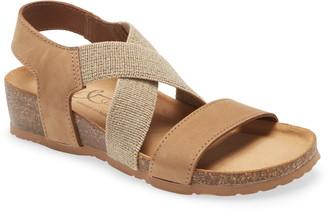 Bos. & Co. Lazo Wedge Sandal