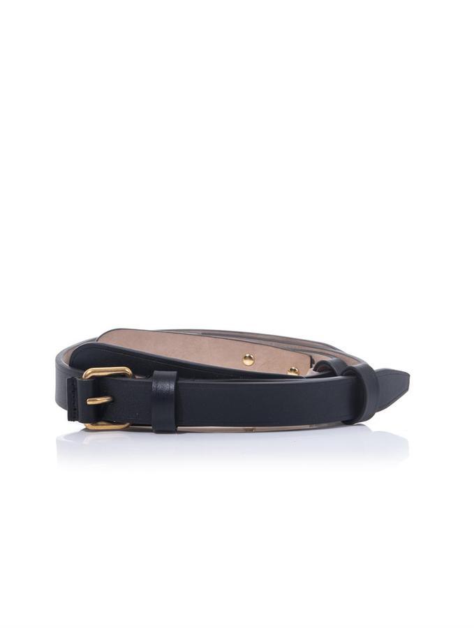 Alexander McQueen Double buckle waistbelt