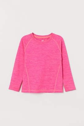 H&M Long-sleeved sports top