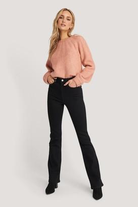 NA-KD Skinny Bootcut Jeans