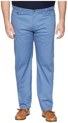Dockers Big Tall Jean Cut Khaki D3 Classic Fit Pants (Sunset Blue) Men's Casual Pants