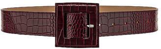 B-Low the Belt Annie Croco Belt
