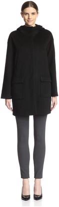 Les Copains Women's Wool Coat