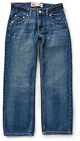 Levi's 505TM Big Boys 8-20 Straight-Fit Jeans