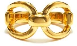 Sophie Buhai 18kt Gold-vermeil Horsebit Ring - Gold