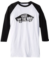 Vans Kids OTW Raglan (Big Kids)