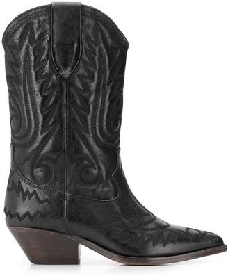 Isabel Marant Duerto cowboy boots