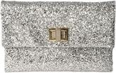 Valorie Glitter Clutch