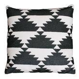 Thro Fallon Sequin Aztec Pillow