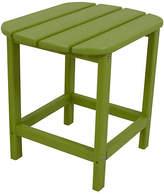 Polywood South Beach Side Table - Lime