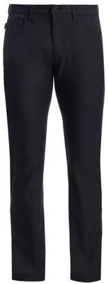 Emporio Armani Techno Stretch Trousers