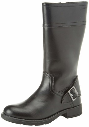 Geox Girls' Jr Sofia D Ankle Riding Boots