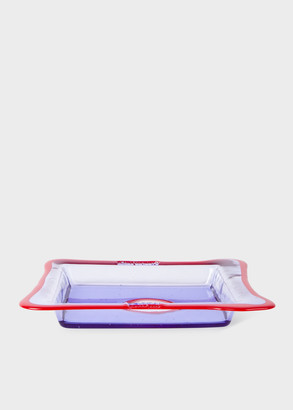 Paul Smith Lilac Square 'Try' Tray by Corsi Design
