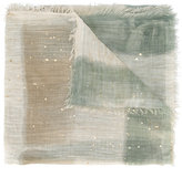 Faliero Sarti striped scarf - women - Silk/Cotton/Modal/Cashmere - One Size