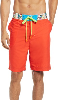 Robert Graham Macon Board Shorts
