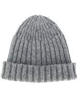 Roberto Collina classic beanie hat